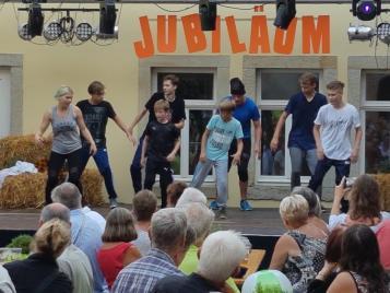Jubeläums-Party Samstag, den 04. August 2018